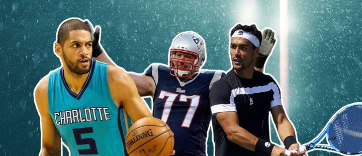 5 deportistas millonarios y poco conocidos