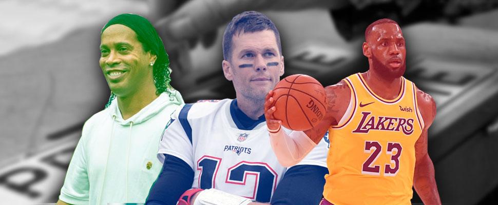 ¿Sabes cuáles son los deportistas que apoyaron candidatos presidenciales?