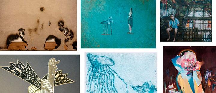 This is the new exhibition of ARTELATAM in Ecuador