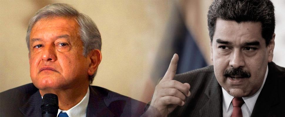 Maduro: el invitado indeseable a la posesión de AMLO