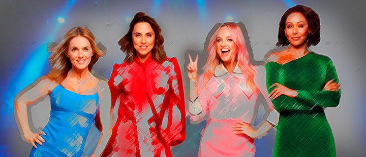 ¡Vuelven las Spice Girls! 4 bandas que regresaron al escenario