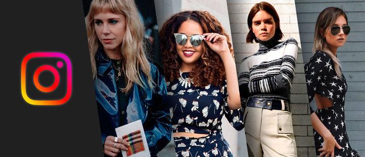 5 influencers de la moda que debes seguir en Instagram