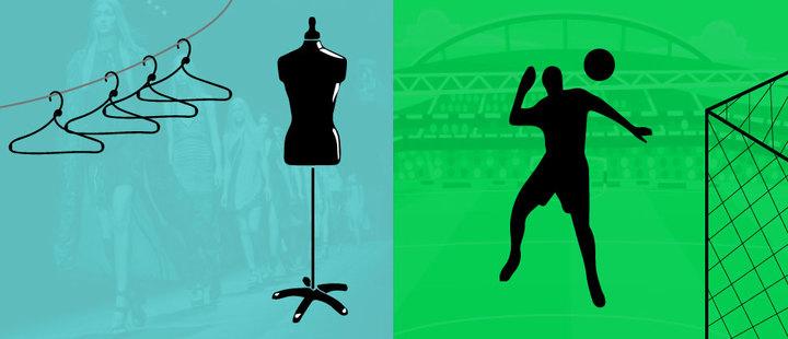 Fútbol y moda: 3 jugadores que también son diseñadores