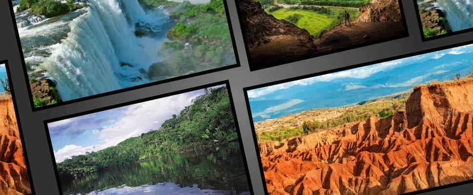 Llegan las vacaciones: 5 maravillas naturales que debes visitar