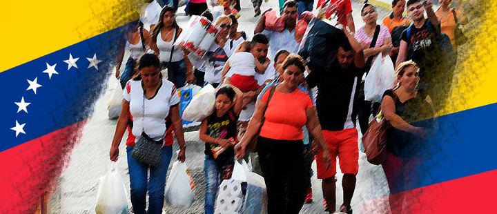 Colombia will apply new politics for the Venezuelan exodus