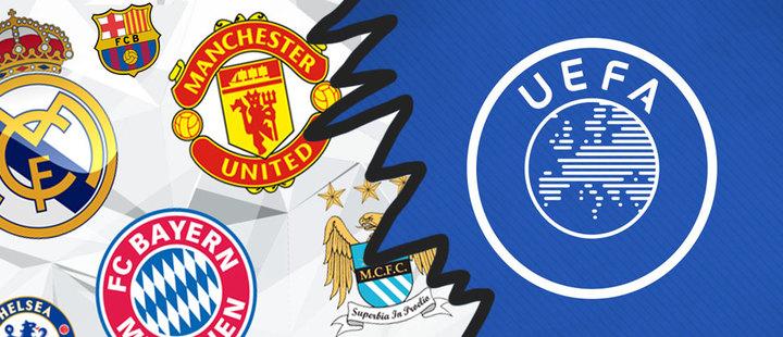 ¡Averigua por qué peligra la Champions League!