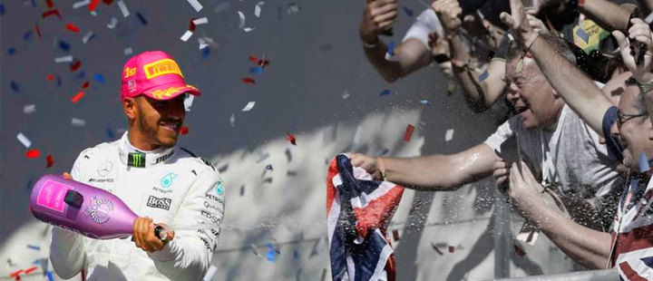 Lewis Hamilton: Can he equal Fangio and Schumacher triumphs?