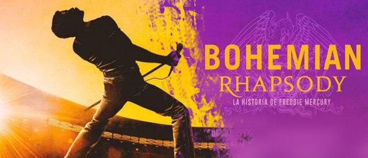 'Bohemian Rhapsody' y otras películas inspiradas por músicos