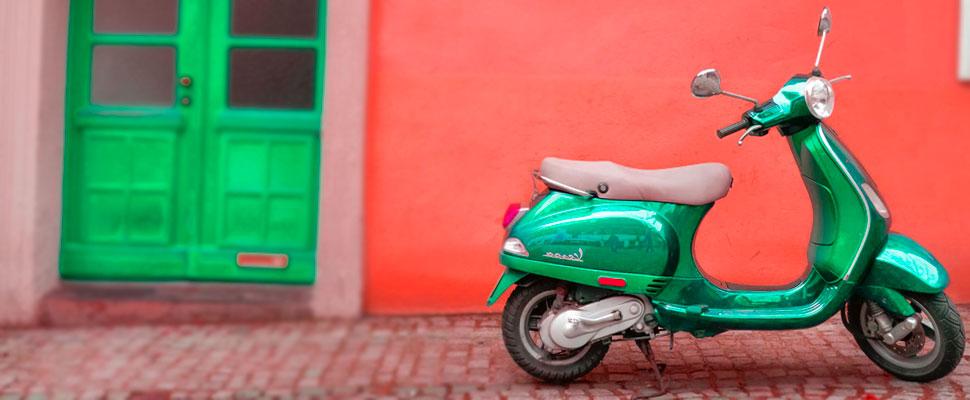 Conduce scooters eléctricos y dile adiós al tráfico