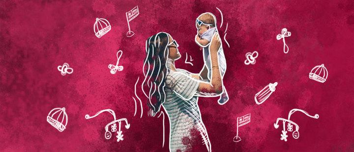¿Cuáles son los tres países ideales para ser mamá?
