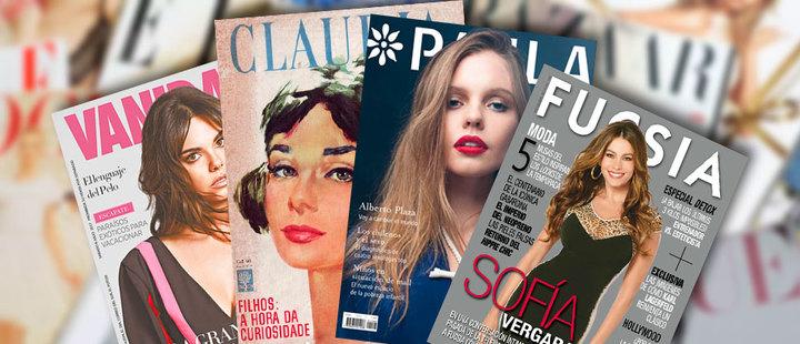 ¡Siguen vigentes! El negocio de las revistas de moda crece