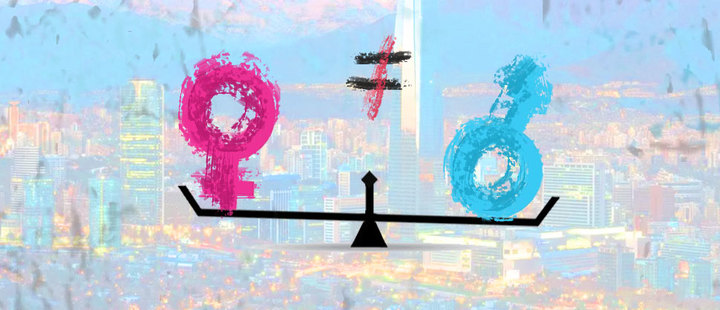 Chile leads in human development, but gender inequality persists