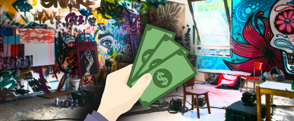 Do you have money to invest? Art can be an option