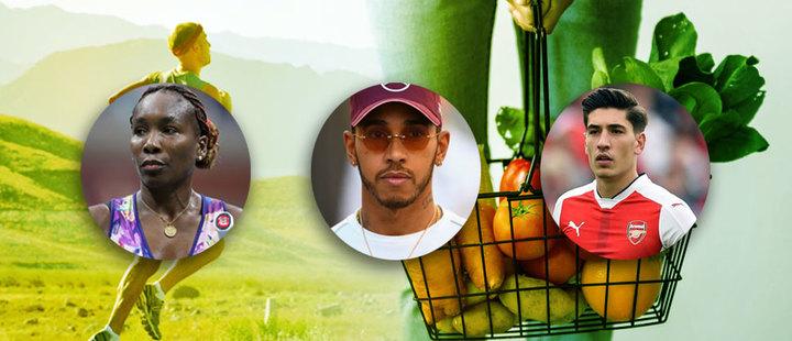 ¡No más carne! 8 deportistas que se volvieron veganos