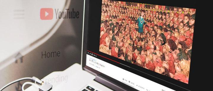 Youtube: Los 10 videos más vistos en 24 horas