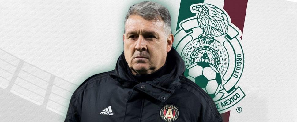 Cuatro razones por las que México seleccionará al 'Tata' Martino como su técnico
