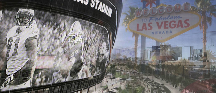 Will there be an NFL team in Las Vegas?