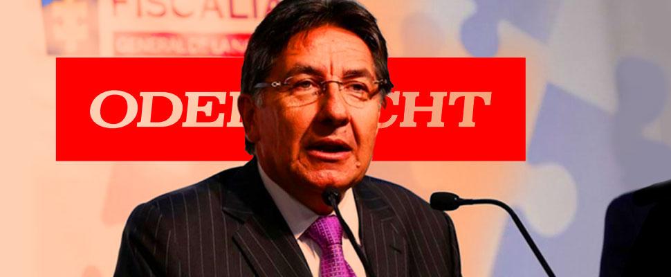 Colombia: la sombra de Odebrecht recae en el Fiscal General