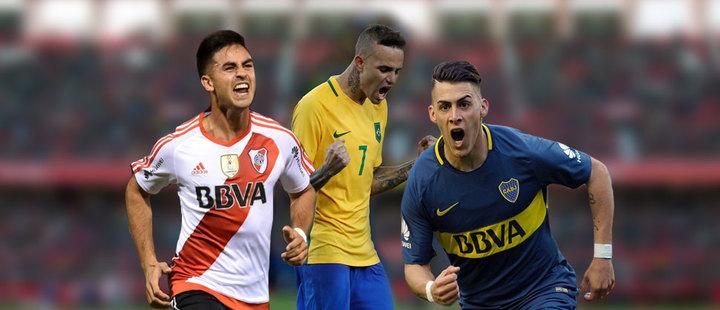 ¿Sabes cuáles son los jugadores más caros de las ligas de América Latina?