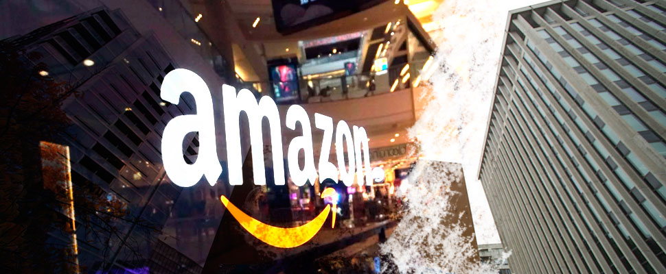 Estas son nuevas sedes centrales de Amazon