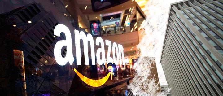 Estas son las nuevas sedes centrales de Amazon