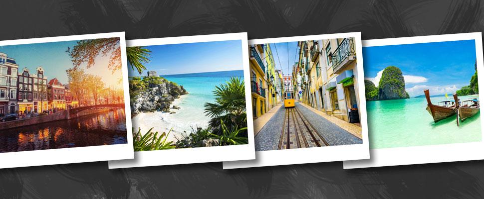 7 increíbles lugares a los que puedes viajar solo