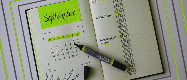 Bullet Journal: la mejor forma de organizar tu tiempo