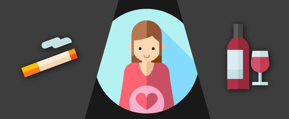 ¡Cuidado! Estas 2 sustancias pueden afectar a tu bebé