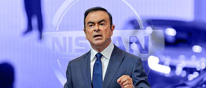 Escándalo en Nissan ¿Sabes quién es Carlos Ghosn?