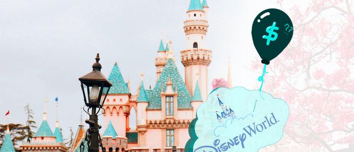 ¿Quieres ir a Disney? Descubre cuánto te puede costar