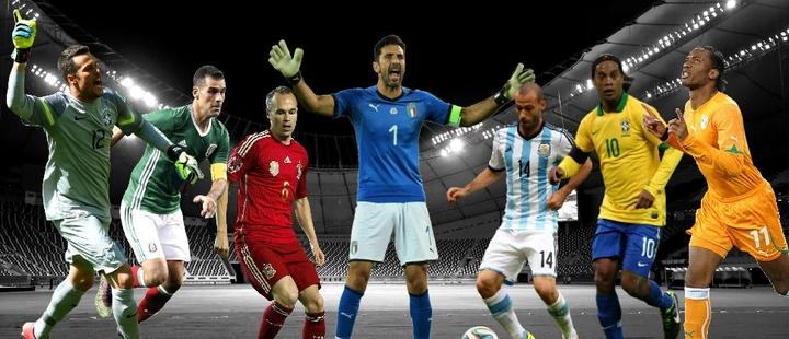 Descubre los futbolistas que se retiraron en 2018