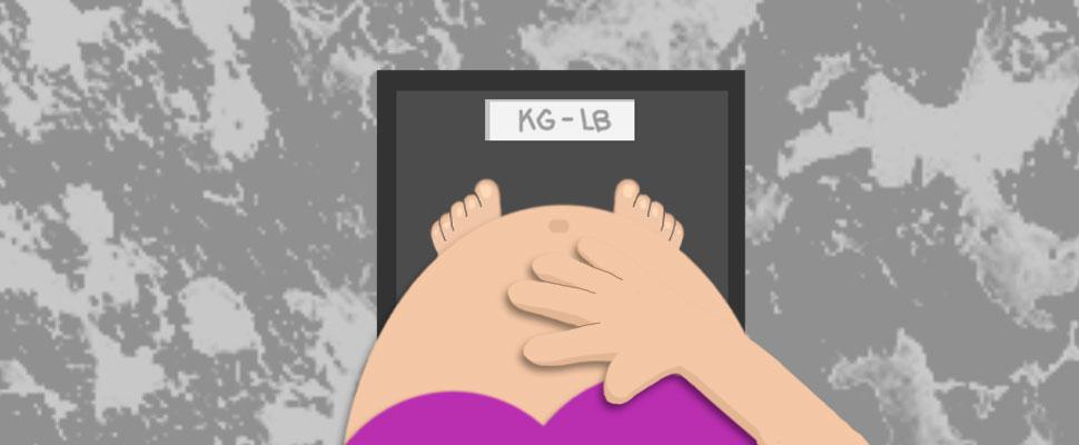 ¿Cuánto peso debo ganar durante el embarazo?