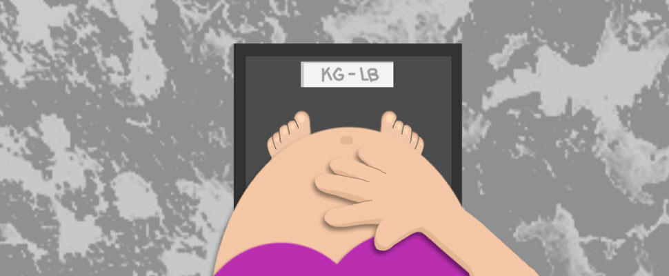 How much weight should I gain during pregnancy?