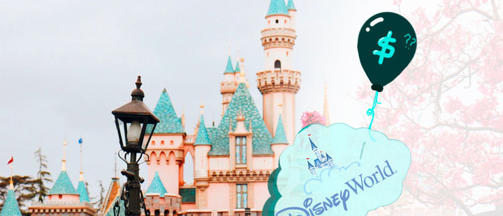 Do you want to go to Disney? Find out how much it can cost