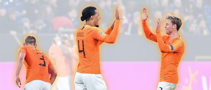 Nations League: los secretos del éxito de Holanda