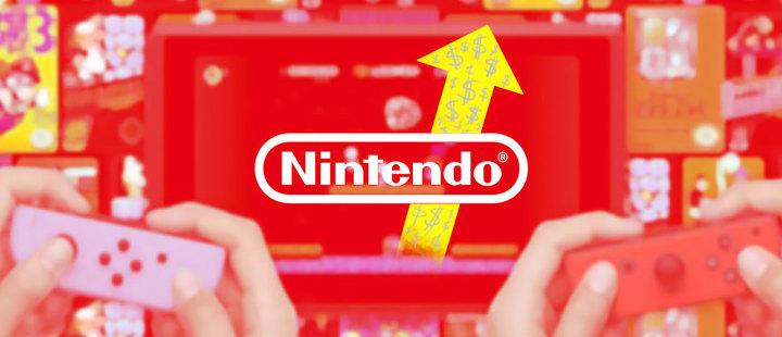 Descubre por qué los juegos de Nintendo son siempre los más caros