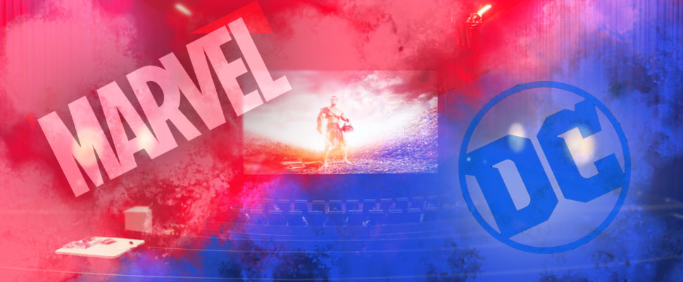 Marvel vs. DC: a struggle beyond the big screen
