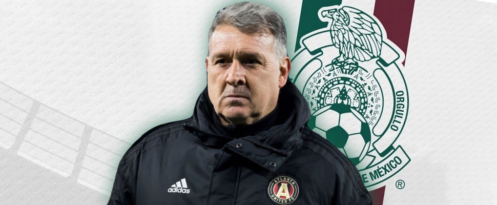 Four reasons why Mexico will select 'Tata' Martino as its coach