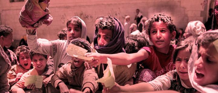 Yemen: los niños son los más afectados debido a la guerra