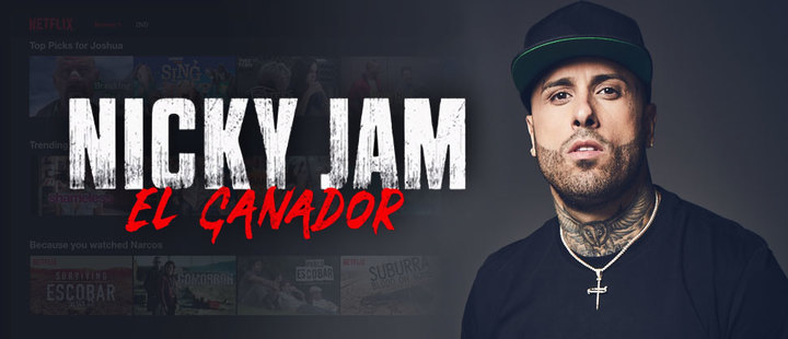 Todo lo que debes saber de 'Nicky Jam: El Ganador'