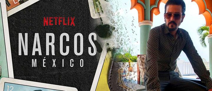 Netflix: Narcos, México y la historia de los carteles