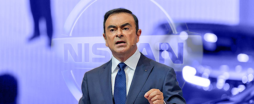 Who is Carlos Ghosn? The giant of Nissan captured by financial misconduct