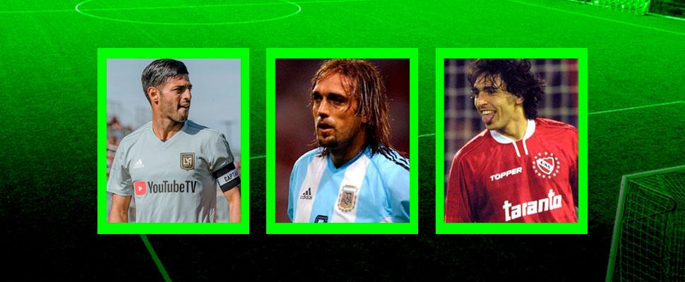 A estos 4 futbolistas no les gusta el fútbol