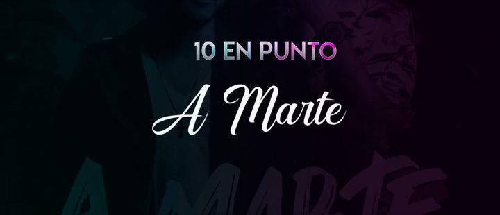 10 en punto: El dúo colombiano que te llevará A Marte