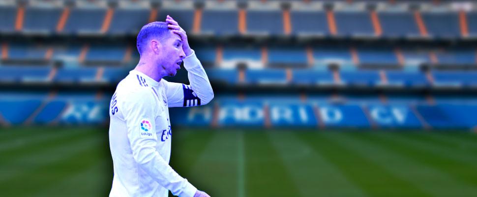 Escándalo por dopaje de Sergio Ramos
