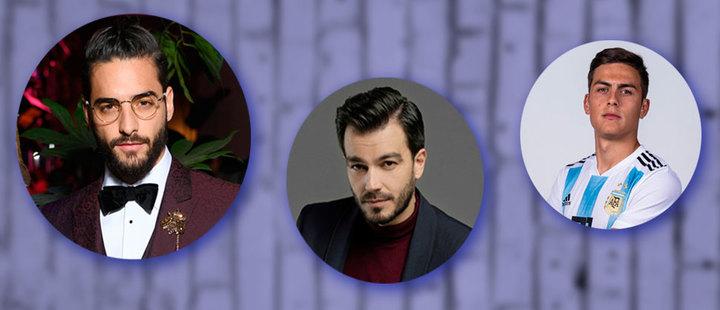 Estos son los 5 hombres latinos más sexys