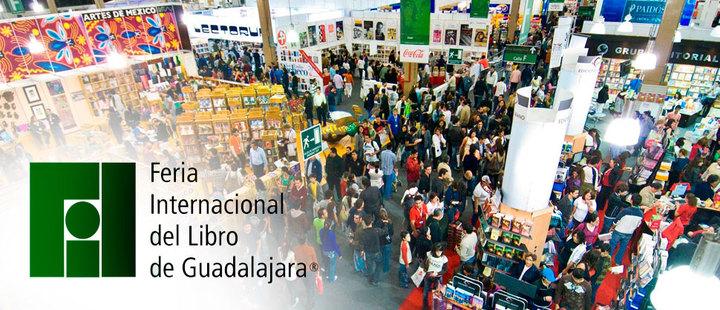 No te pierdas la Feria Internacional del Libro de Guadalajara 2018