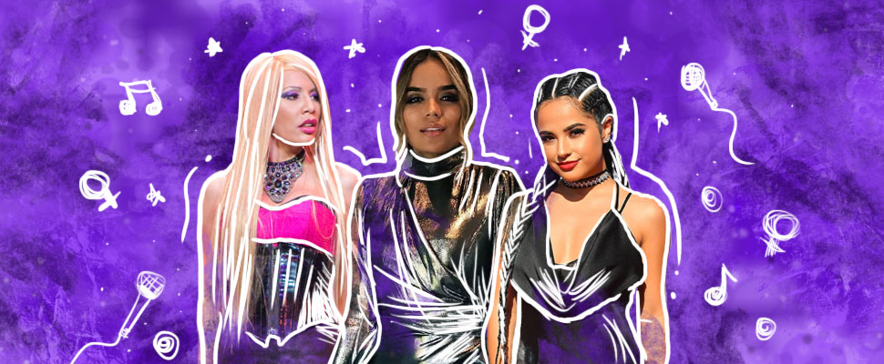 5 women that are changing the reggaeton
