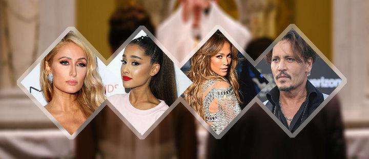 ¡No llegaron al altar! 5 celebridades que cancelaron sus bodas
