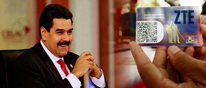 Carnet de la Patria: el nuevo tormento de los venezolanos
